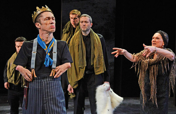 Mat Fraser: All theatres should cast at least one disabled actor a year