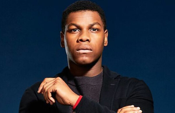 Star Wars' John Boyega: 'There was no work in London so I went to America'