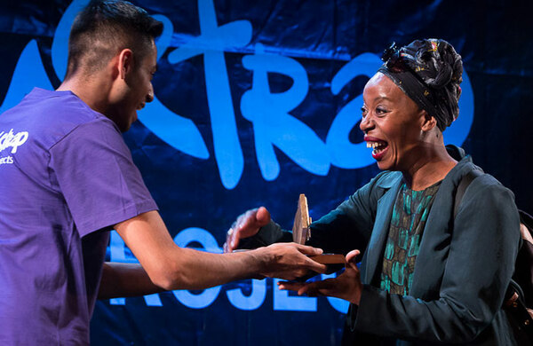Young voters dub Noma Dumezweni best actress at Mousetrap Awards 2017