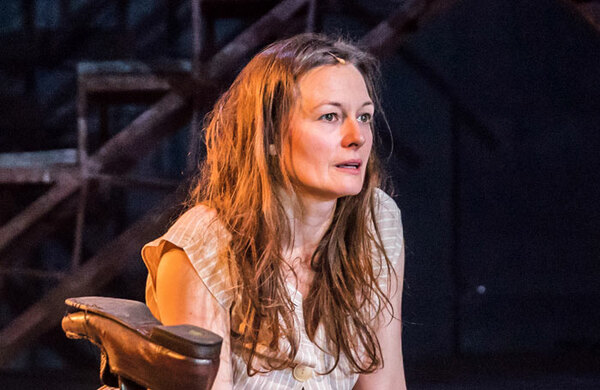 Catherine McCormack interview: 'When a job ends, you feel like you're falling off a cliff'