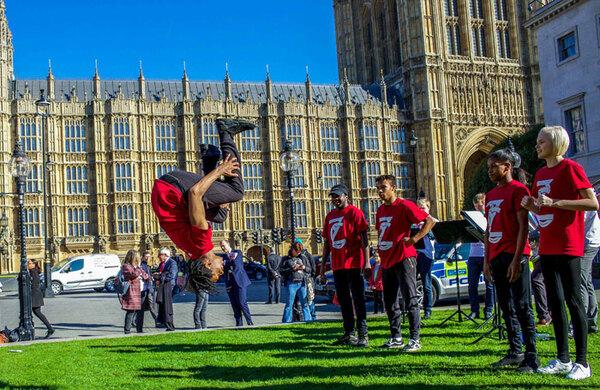 'Make dance equal to maths' – One Dance UK manifesto
