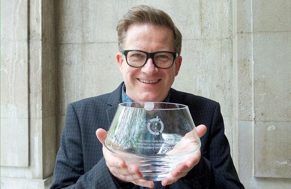 Matthew Bourne pips Imelda Staunton and Simon Rattle to Critics' Circle award