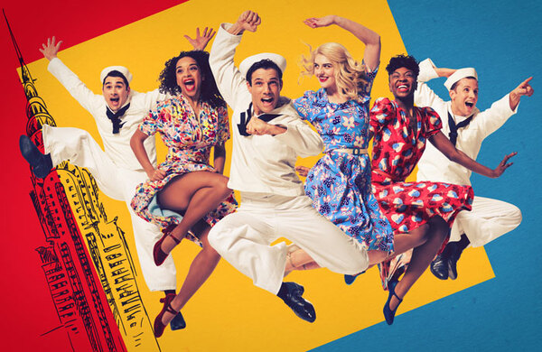 How On the Town gave fresh vigour to musicals