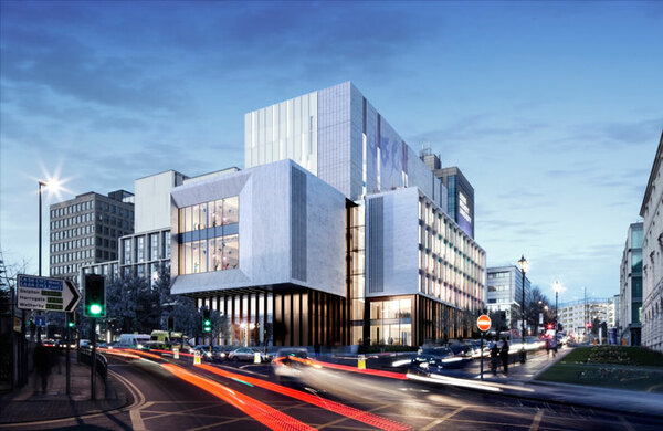 Leeds Beckett University plans to create £75m arts centre