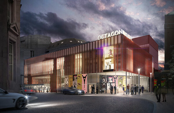 Bolton Octagon launches new vision for £10m revamp