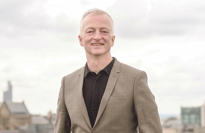 John McGrath. Photo: Richard Tymon