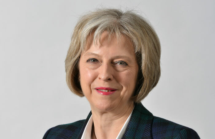 Theresa May. Photo: Wikimedia Commons