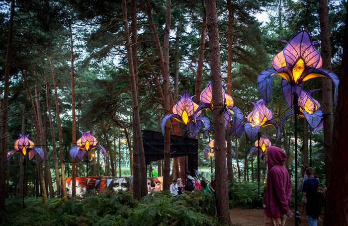 Latitude Festival at Henham Park, Southwold. Photo: Victor Frankowski