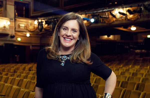 Rebecca Kane Burton: 'We need to make these historic West End theatres more inviting'