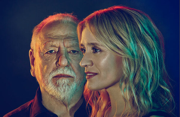 Anne-Marie Duff and Kenneth Cranham to star in first Elliott and Harper production