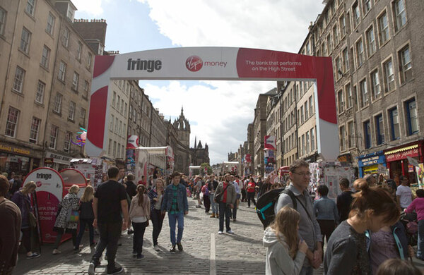 Controversial Edinburgh Fringe website puts pay-per-review plan on ice