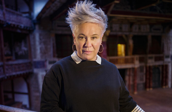 Emma Rice, artistic director at the Globe.
