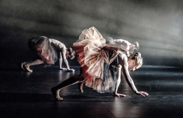 Scottish Dance Theatre: Dreamers/Tutumucky