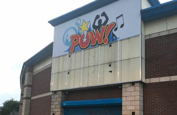 Sheffield pop-up theatre to move from former Woolworths to old Mothercare store