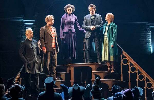 Harry Potter and the Cursed Child wins at South Bank Sky Arts Awards