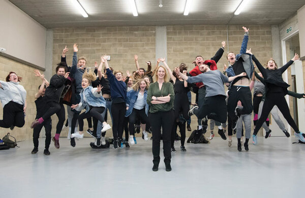 Backstage: Why LAMDA's £28 million extension is making jaws drop