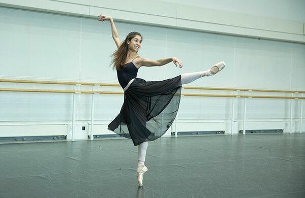 Yasmine Naghdi appointed Royal Ballet principal