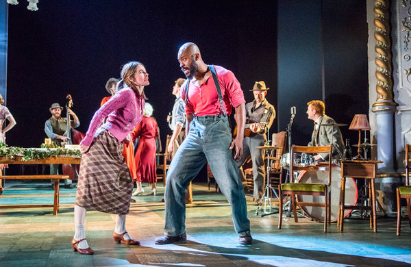 Girlfromthe North Country at the Old Vic – review round-up