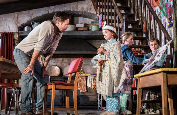 The Ferryman, which Gardner said warranted its slew of five-star reviews. Photo: Johan Persson