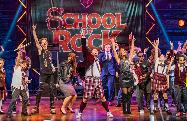 School of Rock to hold open auditions in London and Liverpool