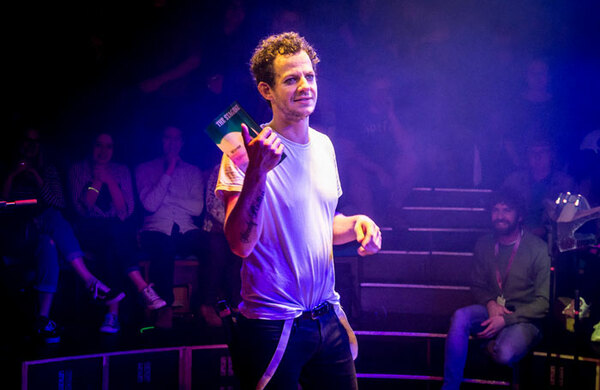 The Stage Edinburgh Awards 2017 start with win for All We Ever Wanted's Marc Graham