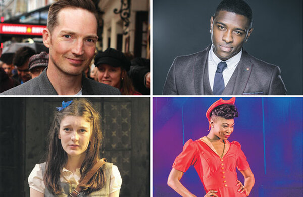 The Stage Debut Awards 2017: First shortlist celebrates UK theatre's newcomers