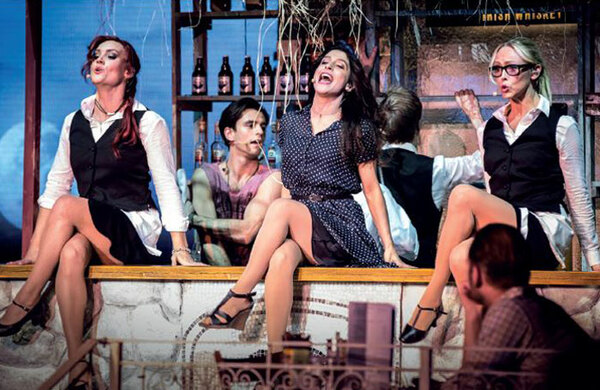 No Thank You for the Music: Immersive Mamma Mia! show sparks residents' protest