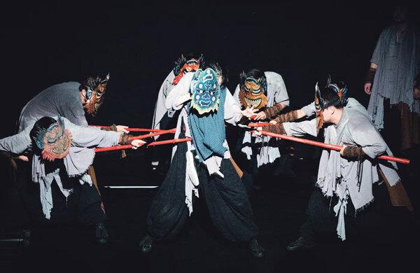 Showcasing China at the Edinburgh Fringe