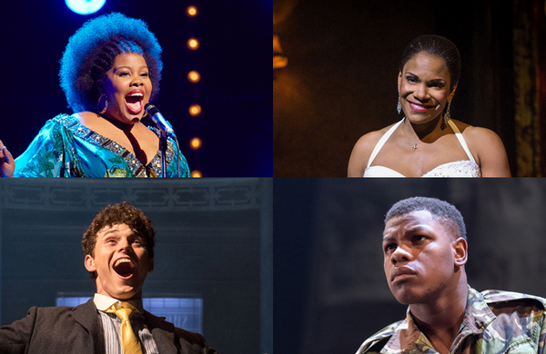The Stage Debut Awards 2017: Dreamgirls, Harry Potter and Half a Sixpence stars on West End shortlist