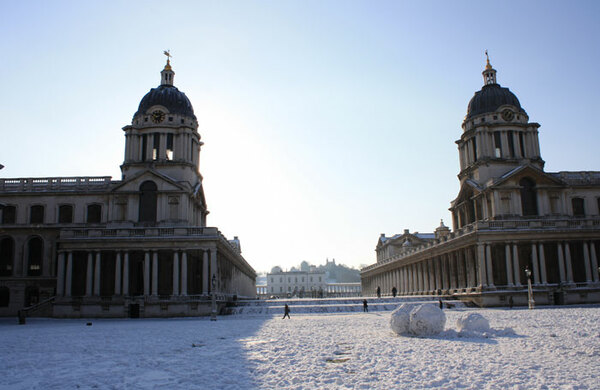 Greenwich's Old Royal Naval College to host winter festival with live entertainment