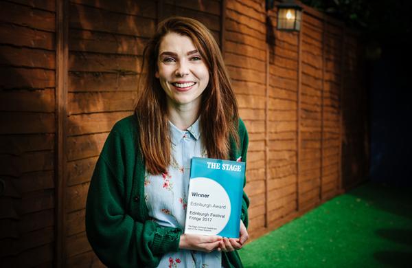 The Wardrobe Ensemble, Nilaja Sun and Milly Thomas win The Stage Edinburgh Awards
