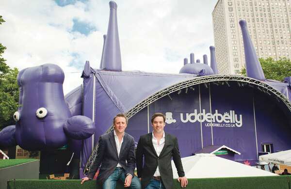 Underbelly Festival plans return with move to Oxford Circus