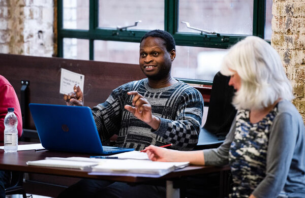 Arcola seeks BAME or refugee playwright for main stage commission