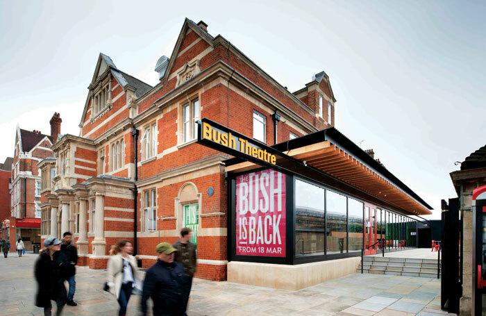 The Bush Theatre. Photo: Philip Vile