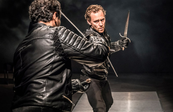 Tom Hiddleston in Hamlet at RADA – review round-up