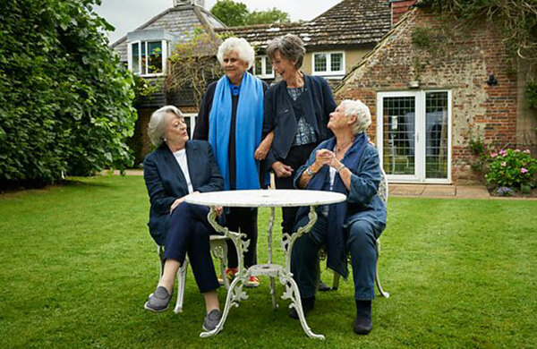 Theatrical dames including Judi Dench and Maggie Smith to be subject of BBC documentary