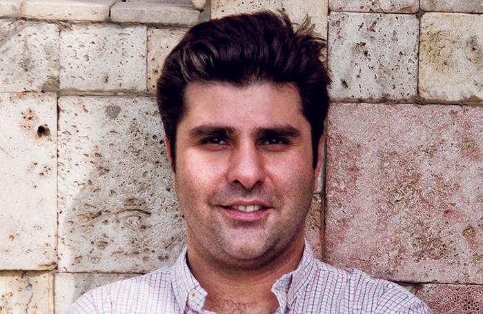 Nassim Soleimanpour. Photo: Nima Soleimanpour