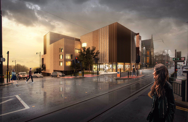 Oldham Coliseum gets go-ahead for £27m new home