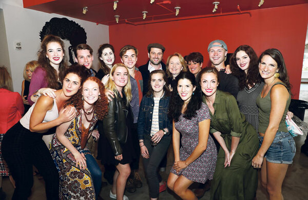 Royal Welsh College and Bristol Old Vic Theatre School to hold joint New York showcase
