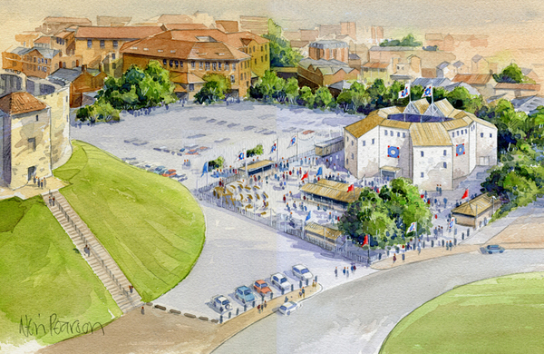 Council backs plans for pop-up Shakespeare theatre in York