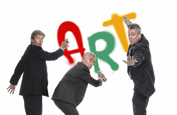 Nigel Havers, Denis Lawson and Stephen Tompkinson to star in Art tour