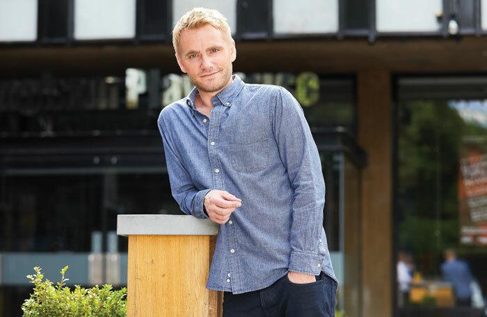 Adam Penford, artistic director of Nottingham Playhouse. Photo: Creative by Wren