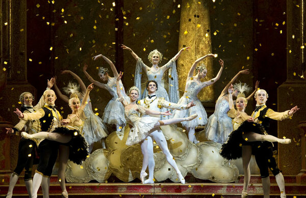 Birmingham Royal Ballet to hold first relaxed performance