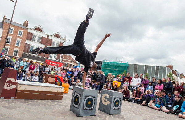 TIN Arts and Yorkshire Dance announce new project to support disabled dancers