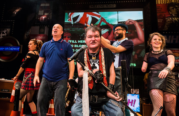 Graeae launches training as it warns 'hard-won opportunities' are being lost