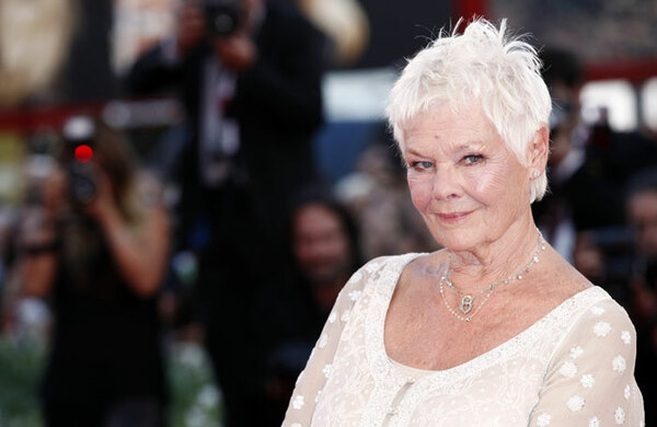 Diary: Judi Dench's limitless talents are something to treasure