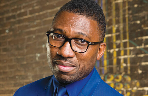 Mark Shenton: Kwame Kwei-Armah is breaking news and glass ceilings