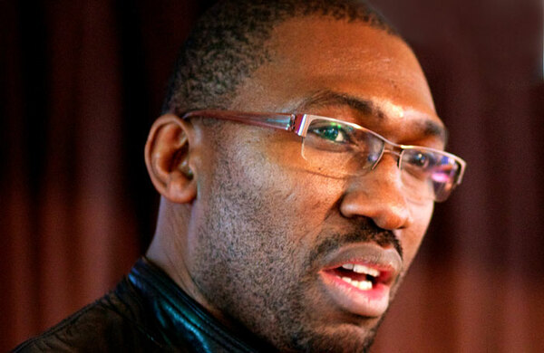 Kwame Kwei-Armah 'humbled' to become Young Vic artistic director