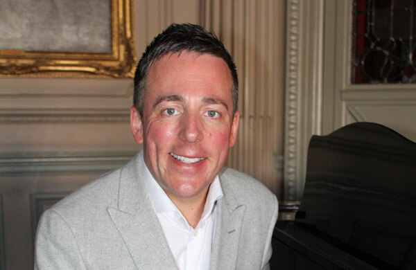 Neil Chandler appointed to lead redeveloped Fairfield Halls