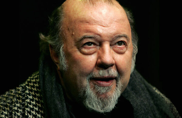 West End to dim lights in memory of Peter Hall